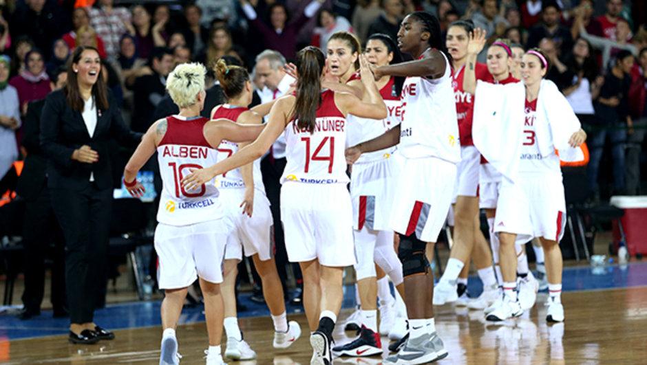 A Milli Kadın Basketbol Takımı