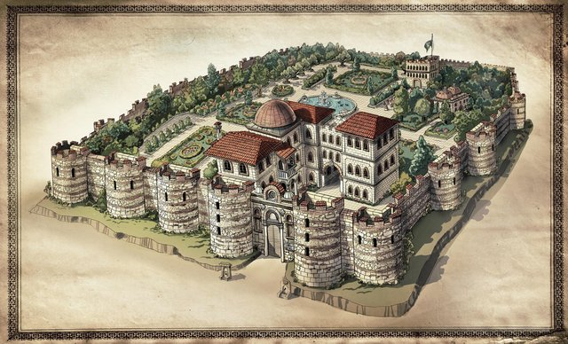 Osmanlı padişahları ne yerdi?