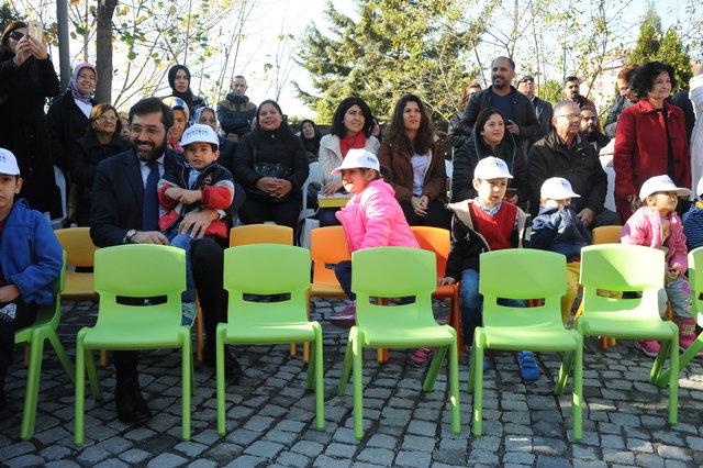 Beşiktaş Belediyesi, Ulus Ambarlıdere Parkı içerisinde bulunan kreşin ismini Tarık Akan Gündüz Çocuk ve Bakımevi olarak değiştirdi