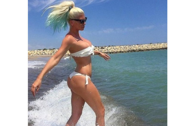 Jelena Karleusa 3 yılda estetik rekoru kırdı