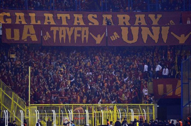 Galatasaray taraftarı, 6 yıl sonra Kadıköy'de