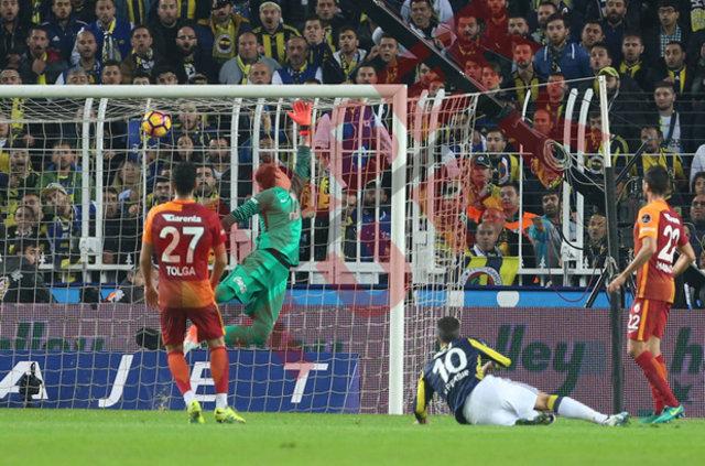Van Persie'nin golü sosyal medyayı salladı