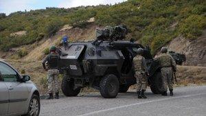 Tunceli'de 6'sı lider kadrodan 100'ün üzerinde terörist öldürüldü