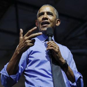 Obama: Kötü düşünmeyin, önce Trump'ın göreve gelmesini bekleyin
