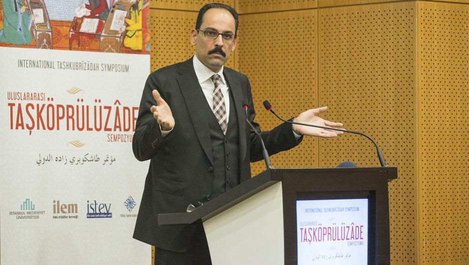 Cumhurbaşkanlığı Sözcüsü İbrahim Kalın zihniyet devrimi