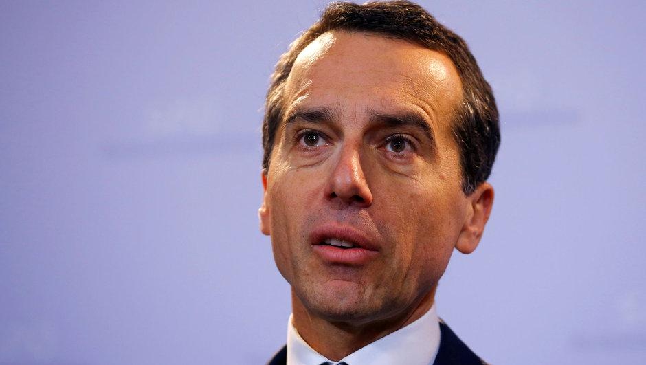 Avusturya Başbakanı Christian Kern