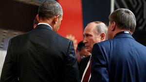 Obama ile Putin APEC Liderler Zirvesinde Suriye ve Ukrayna'yı görüştü
