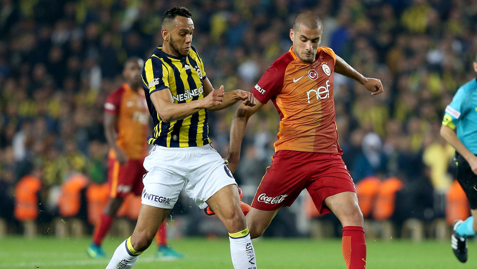 Eren Derdiyok Fenerbahçe Galatasaray
