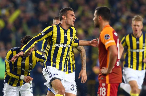 Fenerbahçe: 2 - Galatasaray: 0 derbinin tüm detayları