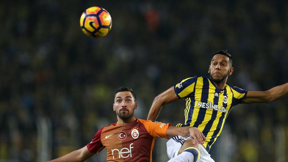 Josef de Souza Fenerbahçe Galatasaray