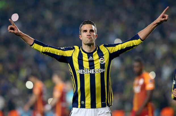 Robin van Persie Fenerbahçe Galatasaray