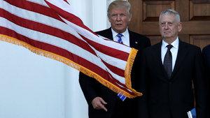 Donald Trump, Savunma Bakanlığı için James Mattis'i düşünüyor