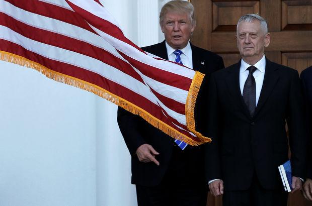 Donald Trump James Mattis