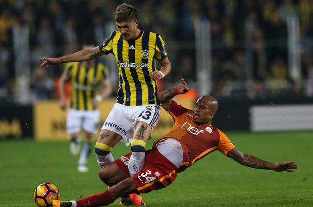 De Jong Fenerbahçe Galatasaray