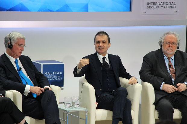 Avrupa Birliği Bakanı Ömer Çelik