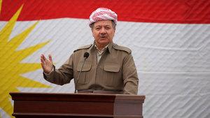 Mesut Barzani: İç sorunların kaynağı siyasi partiler arasındaki çekişmelerdir