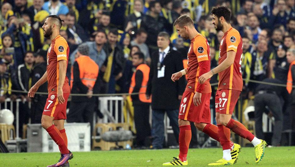 Galatasaray Fatih Terim Dursun Özbek