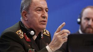 """Org. Akar'dan """"Türk askeri Suriye'den ne zaman çekilecek?"""" sorusuna sert cevap!"""