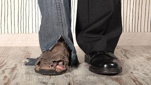 Zengin erkekler fakir erkeklere göre 10 yıl daha fazla yaşıyor!