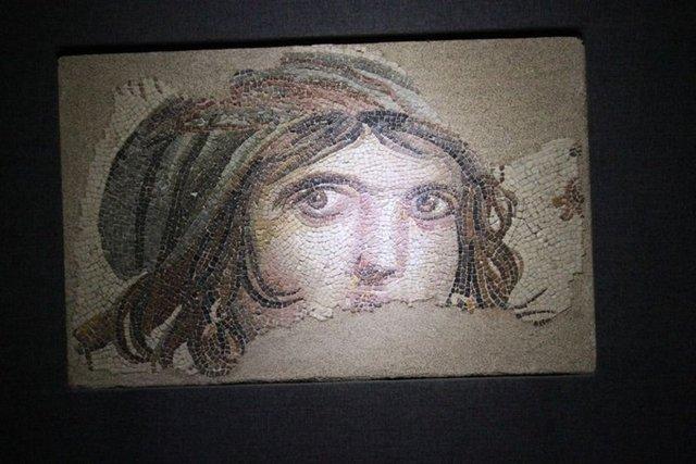 Kayıp mozaik parçaları için 10 bin imzaya ihtiyaç var!