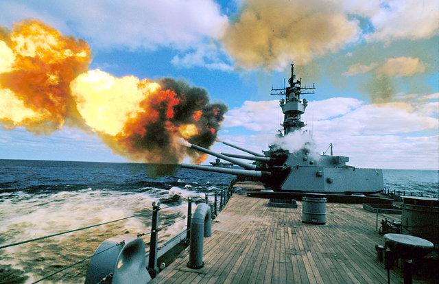 Savaş efsanesi USS Iowa emekli oldu