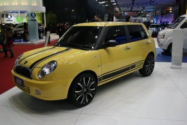 """Çin'in """"çakma"""" otomobilleri"""