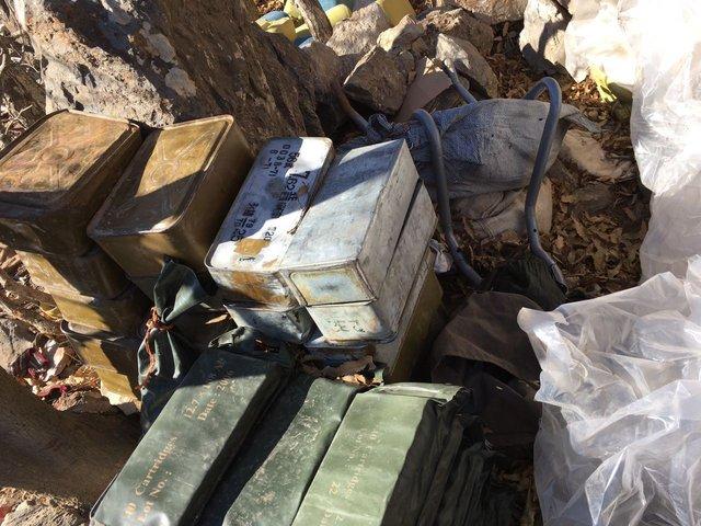 Çukurca'da PKK'ya yönelik operasyon yapıldı