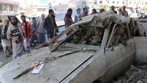Yemen'de Eylül 2014'ten bu yana 12 bin 850 sivil hayatını kaybetti
