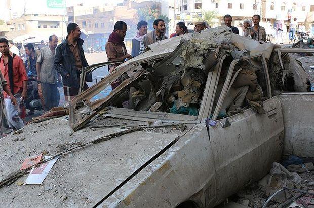 Yemen ölen sivil sayısı