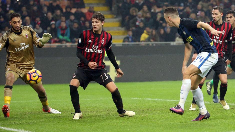 Milan: 2 - Inter: 2