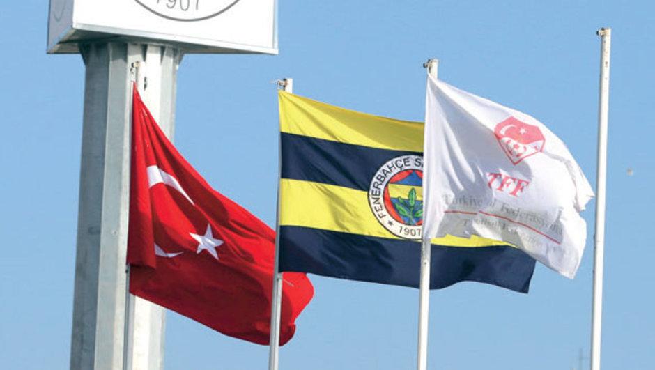 Fenerbahçe Galatasaray bayrak U21