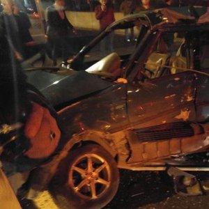 Usta sanatçı o kazada can verdi!