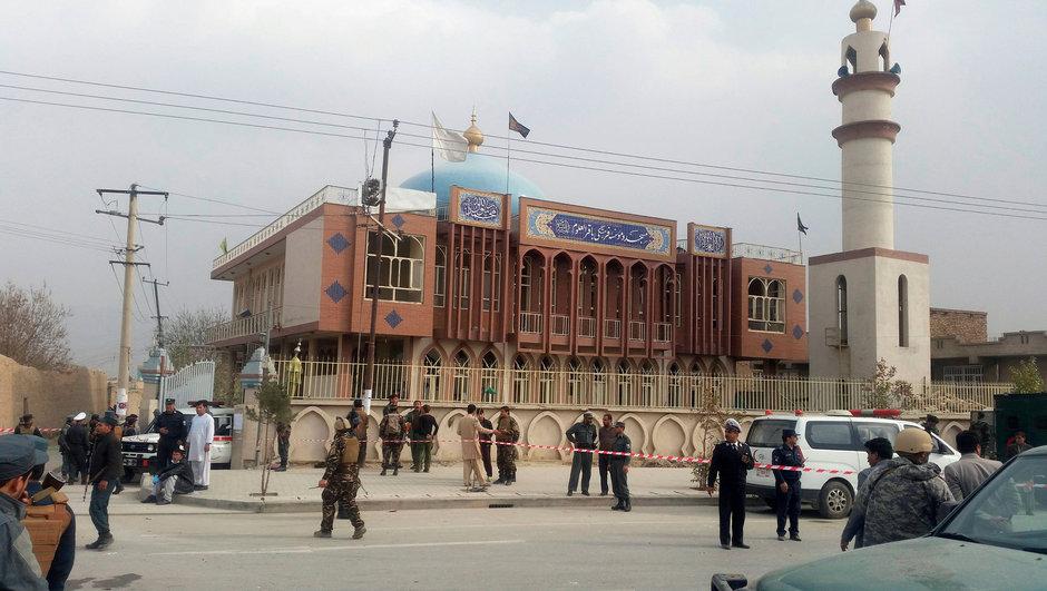 afganistan canlı bomba