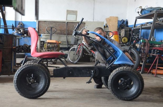 pedallı ATV