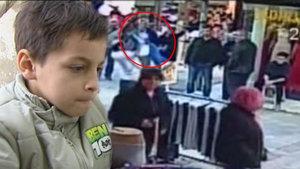 Esnaftan dayak yiyen Suriyeli O çocuk şimdi ne yapıyor?
