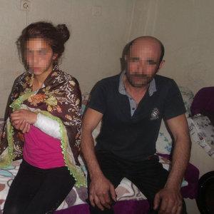 Kızını kaçırmak için evini basınca olanlar oldu!