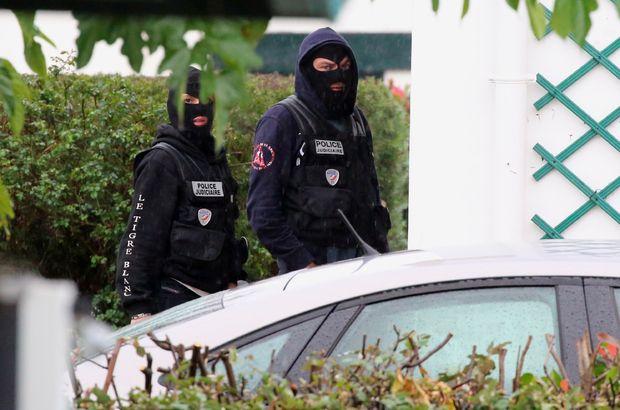 Fransa'da terör saldırısı engellendi!