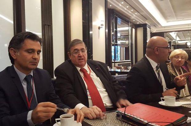 HDP'li Pir'e NATO'da görev