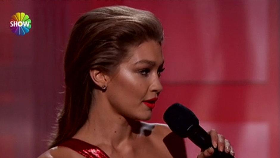Gigi Hadid,  Melania Trump