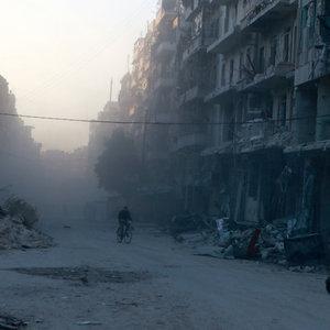 Halep'te 6 günün bilançosu: 322 ölü