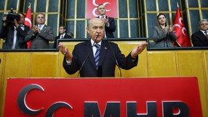 MHP Başkanlık Divanı toplandı