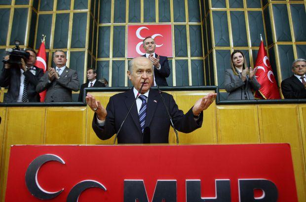 MHP Başkanlık Divanı