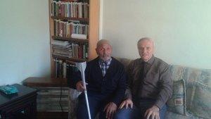 Yazar Mehmet Ali Cengiz 100 yaşına girdi