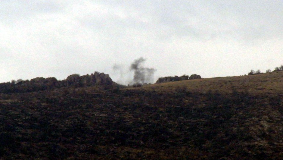 Hakkari Şemdinli PKK