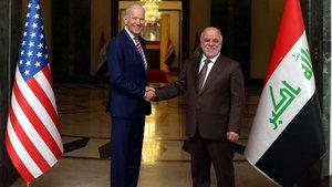 İbadi'den Biden ile görüşmesi sonrası açıklama