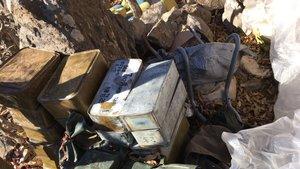 Hakkari'de 7 teröristin cesedi bulundu