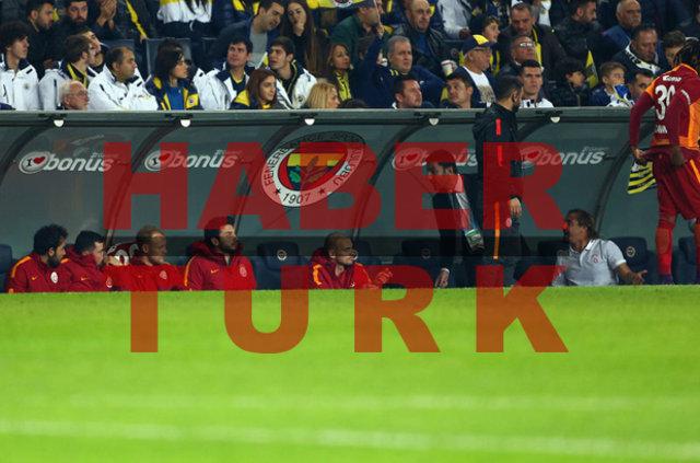 Galatasaray'da Ayhan Akman ve Selçuk İnan doping odasında kozlarını paylaştı