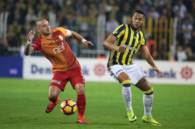 Krizin arkasında Sneijder - Sabri var!