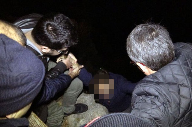 Antalya'da işsiz baba intihara kalkıştı