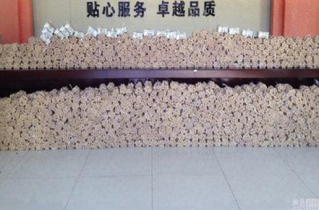Gariplikler ülkesi Çin